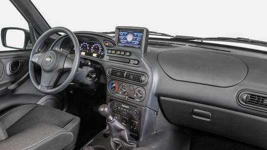 Вот что умеет медиасистема с планшетом на Chevrolet Niva!