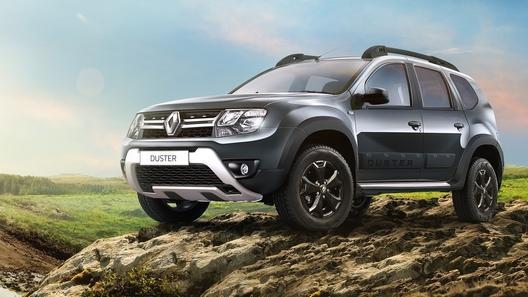 Стартовали продажи новой версии Renault Duster дороже 1 млн рублей