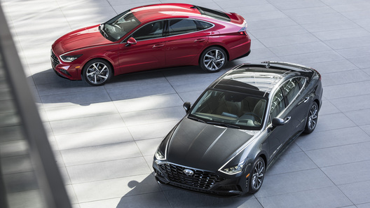 Hyundai Sonata получит
