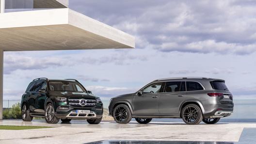 Новый Mercedes-Benz GLS для России: первые детали