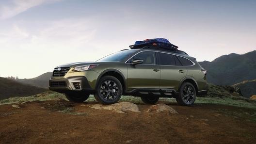 Новый Subaru Outback стал ближе к