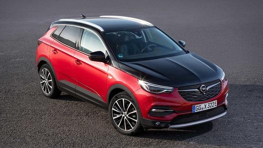 Opel представил первый гибридный кроссовер