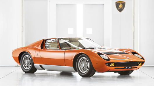 Lamborghini подтвердила подлинность суперкара-кинозвезды