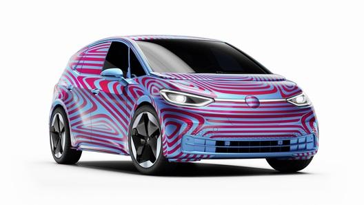 Volkswagen дал своему электропервенцу