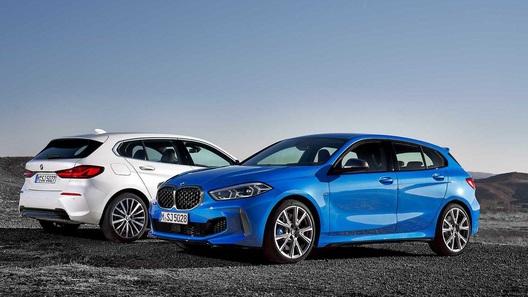 Официально представлен новый BMW 1 Серии - и он переднеприводный!