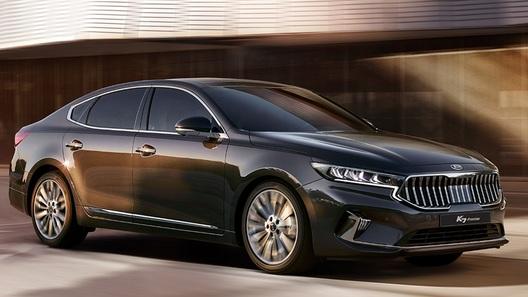 Kia представила новый бизнес-седан крупнее и роскошнее Optima