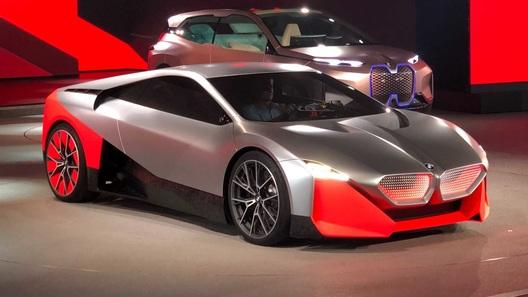 BMW продемонстрировала, какими будут ее спорткары, и это впечатляет