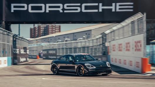Porsche рассекретила спецификации электрических