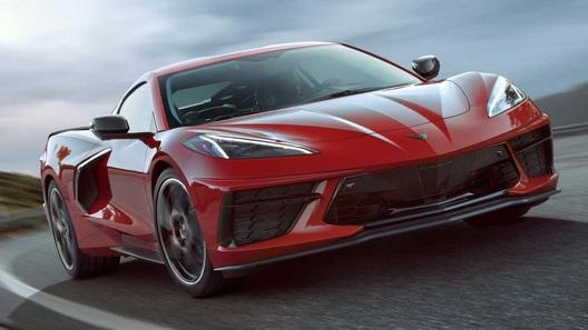Свершилось: представлен новый Chevrolet Corvette - теперь это убийца