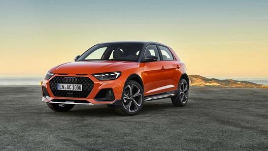 Компактный Audi A1 обзавелся вседорожной версией