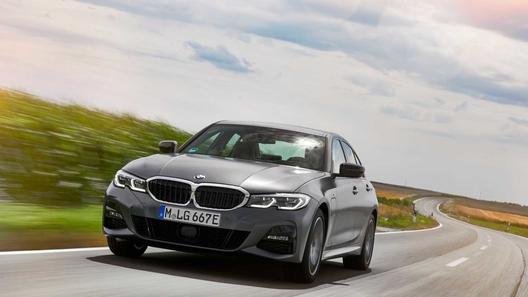 BMW 3 Серии с расходом бензина 1,7 л/100 км появилась в продаже