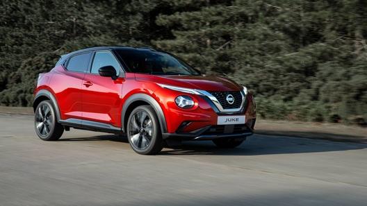 Nissan представил новый Juke (но для России - плохие новости)
