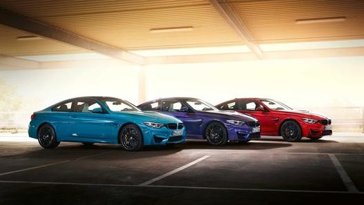 BMW M4 обзавелась