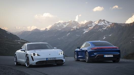 Porsche рассекретила своего