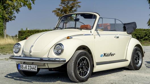 Volkswagen превратил классического