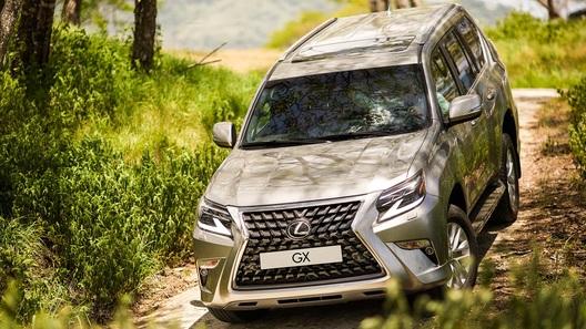 В России стартовал прием заказов на обновленный Lexus GX: цены и комплектации