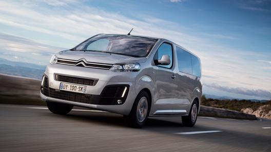 В России стартует выпуск полноприводных минивэнов Peugeot и Citroen