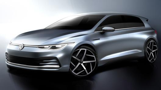 Volkswagen официально показал восьмое поколение