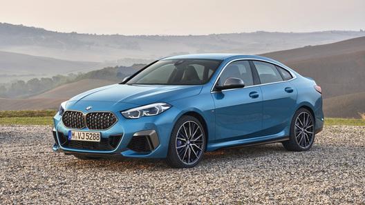 У BMW появился компактный седан 2 Cерии – но это купе