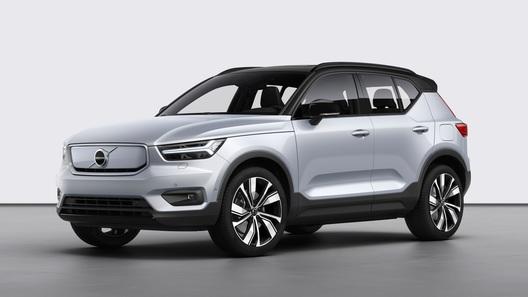 Тайное стало явным: Volvo зашла на рынок электромобилей с кроссовером XC40