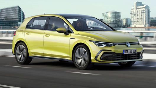 Вот как выглядит новый Volkswagen Golf 8-го поколения!