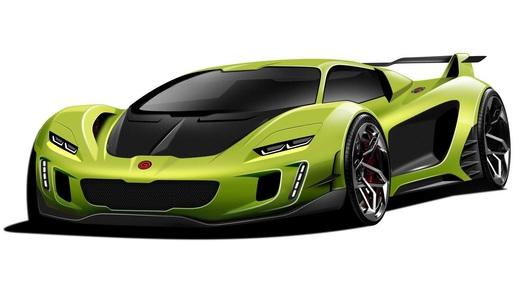 Ателье Gemballa строит собственный гиперкар – убийцу Bugatti Chiron
