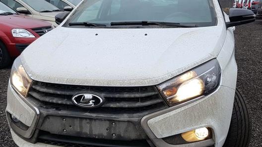 Lada Vesta с вариатором: новые подробности