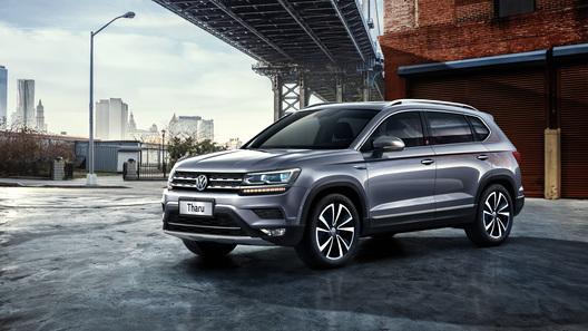 Бюджетный кроссовер Volkswagen Tarek: его скоро начнут выпускать в России