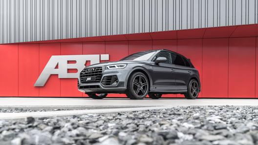 Audi приготовила для России кроссовер Q5 от ателье ABT
