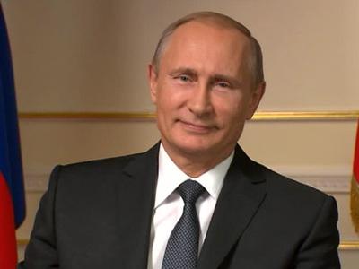 Путин поздравил полярников с праздником