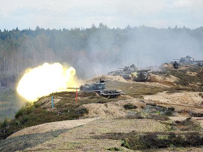 Танковый рикошет: в результате стрельб в Ленинградской области есть жертвы