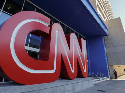 Трамп подумывает подать в суд на CNN