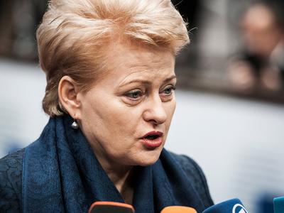 """Литва призвала США не создавать """"пространство, которое может занять Россия"""""""