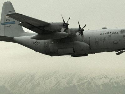 Крушение военного самолета в штате Миссисипи: есть жертвы