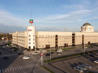 """В Грозном """"заминировали"""" мэрию и бизнес-центр"""