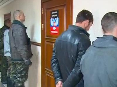 К пленным украинцам в ДНР относятся нормально, они чувствуют себя хорошо