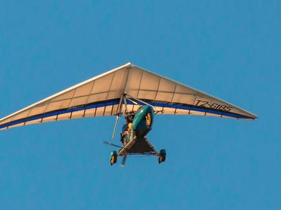 Полет на дельтаплане: пилот и пассажир погибли