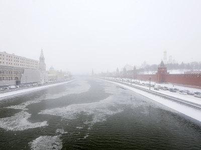 Москву ожидает пасмурная погода с небольшим снегом