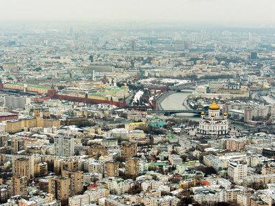 В Москву идет потепление
