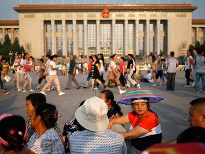 Китайская компания заставляет работников проходить по 10 тысяч шагов в день