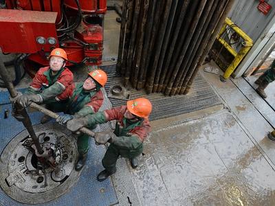 Одесский суд заочно арестовал российские буровые установки в Черном море