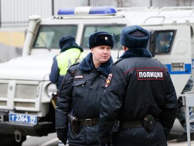 В Москве застрелили главного строителя МВД