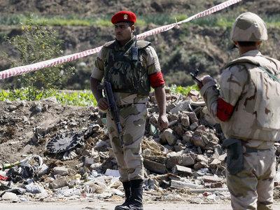 В Египте жертвами нападения боевиков стали 8 полицейских