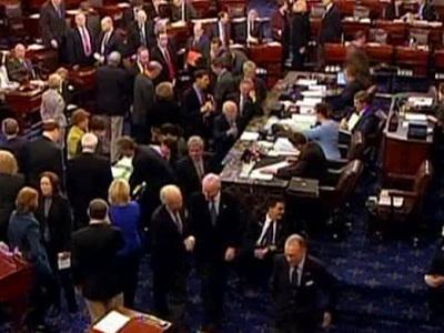 В Сенат США поступил доклад о роли России в президентских выборах-2016