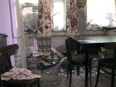 Обстрел запада Донецка: погибла женщина, пострадали два человека