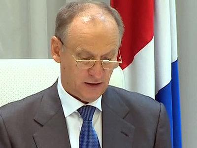Патрушев: проблема международного терроризма внутри России почти решена