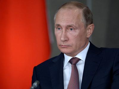 Путин выразил свои соболезнования президенту и народу Эквадора