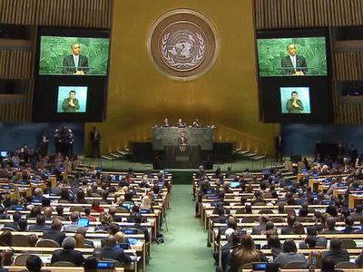 ООН соболезнуют семьям жертв трагедии в Ницце