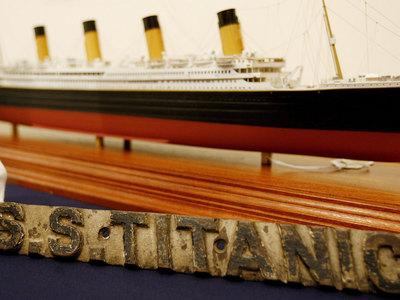 "Ключ от шкафчика с ""Титаника"" продали за 104 тысячи долларов"