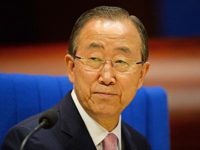 Пан Ги Мун: остроумие и чувство юмора Чуркина войдут в историю ООН